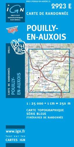 Pouilly-en-Auxois GPS: IGN2923E