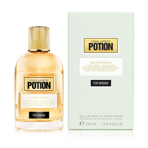 Dsquared2 Potion For Woman Edp 100 Ml Spray