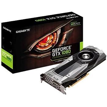 Geforce Gtx 1080 Founders Edition Scheda Grafica