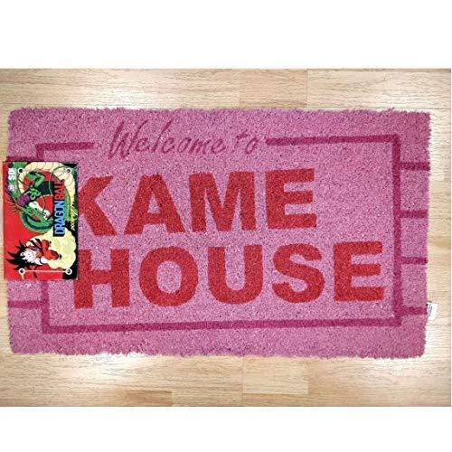 SD toys Kame House Felpudo Dragon Ball, Fibra de Coco, Talla única