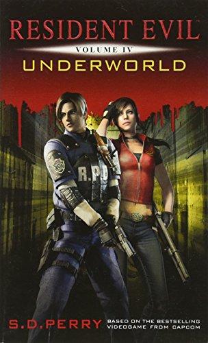 Resident Evil Vol IV - Underworld (Resident Evil 4)