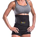 House of Gifts Waist Trimmer by F1 Premium Neoprene Weight Loss Ab Belt for Women and Men Workout Enhancer