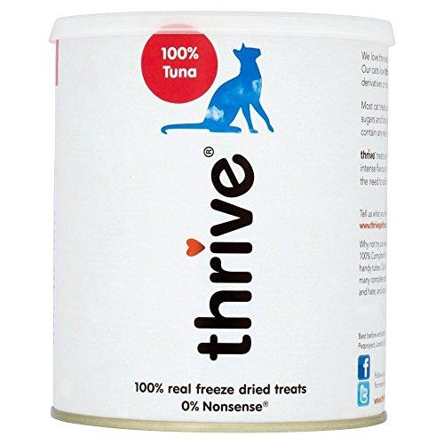 gedeihen 100% real Atún gato Tratamiento máxima de tubo (180g)