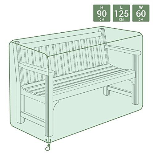Bentley Garden - Abdeckplane/Schutzhülle für 2-3-Sitzer-Gartenbank