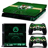 GameCheers PS4 Console and DualShock 4 Controller Skin Autocollant Set - Basketball NBA - PlayStation 4 Vinyl