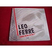 LEO FERRE L'ALBUM. Avec un CD