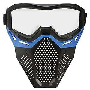 Maschera per Viso Nerf Rival (Colore: Blu)