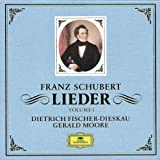 Lieder, integrale vol.1 (Fischer-Dieskau / Moore)