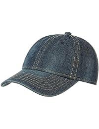 Dynamic Denim Basecap Cap Baseballcap Kappe Jeanscap Denimcap Baseballmütze Denimcap Basecap Mit Schirm