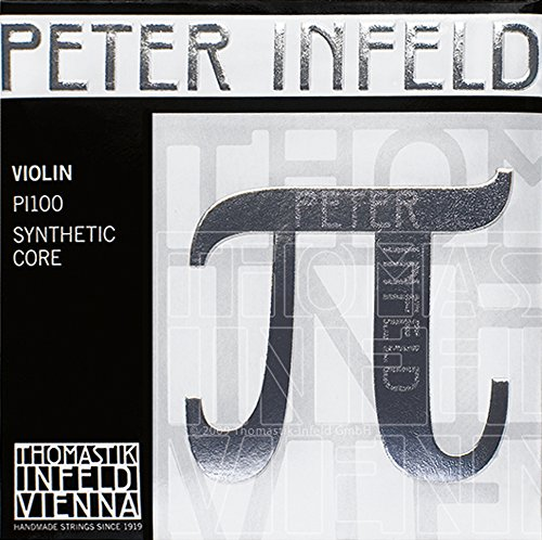 Thomastik Saiten für Violine Synthetic Core Peter Infeld Satz 4/4 E Platin