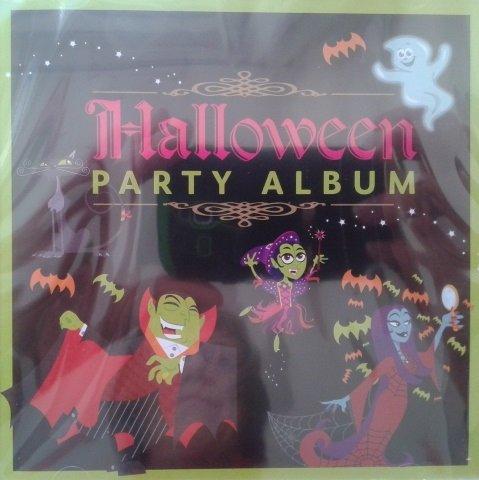 Halloween Party Album - Tv Party-halloween