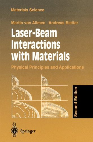 Laser-Beam Interactions with Materials: Physical Principles And Applications (Springer Series in Materials Science)