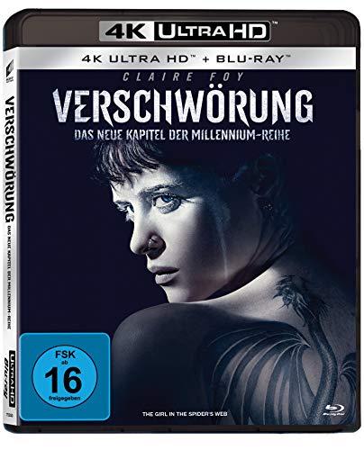 Verschwörung [Blu-ray]
