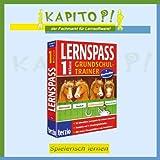 Produkt-Bild: LERNSPASS Grundschultrainer 1. Klasse DVD-Pack