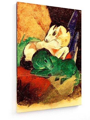 franz-marc-verde-y-caballos-blancos-80x120-cm-weewado-impresiones-sobre-lienzo-muro-de-arte-antiguos