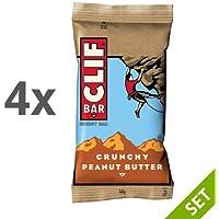 Clif BAR Crunchy Peanut Butter 68g (Pack of 12) preiswert