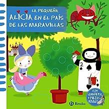 La pequeña Alicia en el País de las Maravillas (Castellano - A Partir De 0 Años - Manipulativos (Libros Para Tocar Y Jugar), Pop-Ups - Otros Libros)