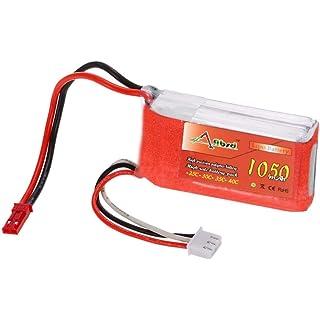 REES52 3.7V Li Po Battery 1050Mah 25C