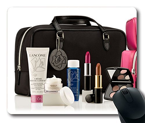 custom-gaming-mouse-pad-with-lancome-cosmetics-facials-make-up-bag-non-slip-neoprene-rubber-standard