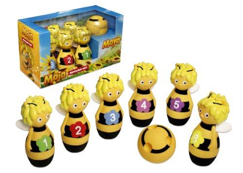 Studio 100 - MEMA00000130 - Die Biene Maja : Bowling-Set