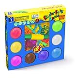 Feuchtmann Spielwaren 6280528 - Kinder Soft Knete Maxi Kreativ Set, 29-teilig