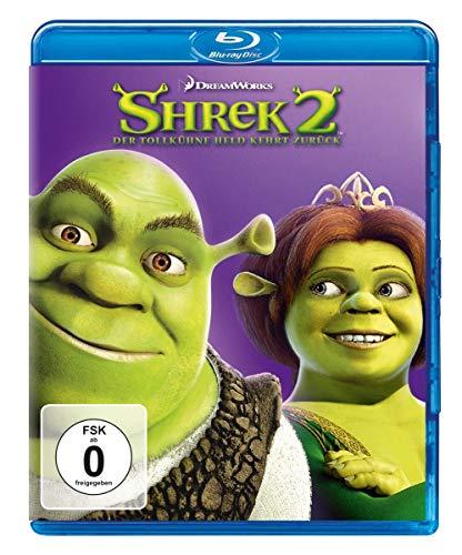 Shrek 2 - Der tollkühne Held kehrt zurück [Blu-ray]