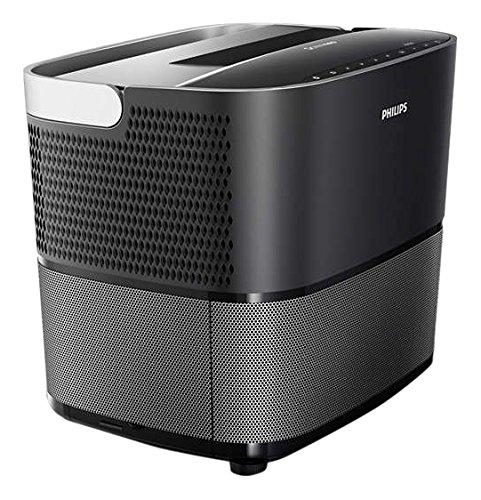 """Philips PHSCREENEO20 HDP2510 Screeneo 2.0\"""" Projektor Full HD Con Lautspecher Integrato"""