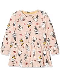 NAME IT Baby-Mädchen Kleid Nmfdaviola Ls Tunic