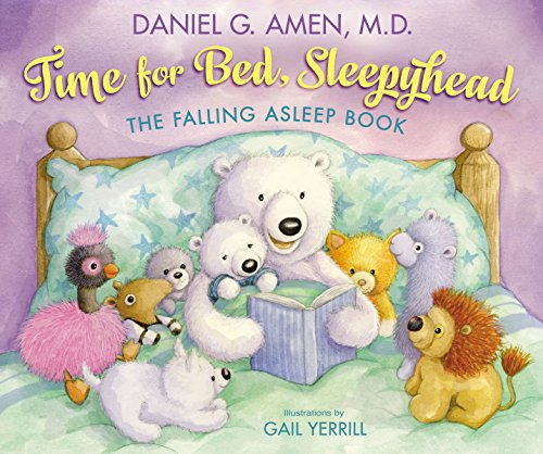 Time for Bed, Sleepyhead: The Falling Asleep Book (English Edition)