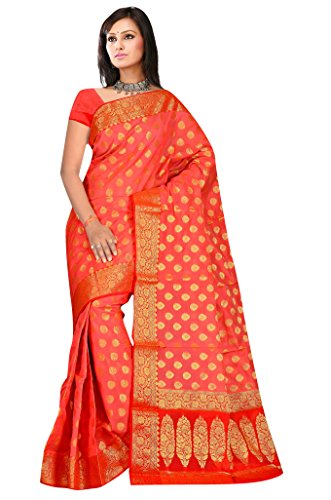 Sehgall Sarees Indian Bollywood Designer Professional Magenta Net Embroidery Sarees