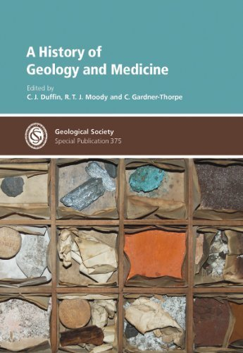 SP375: A History of Geology and Medicine (Gsl Special Publications) by C.J. Duffin (2013-12-15)