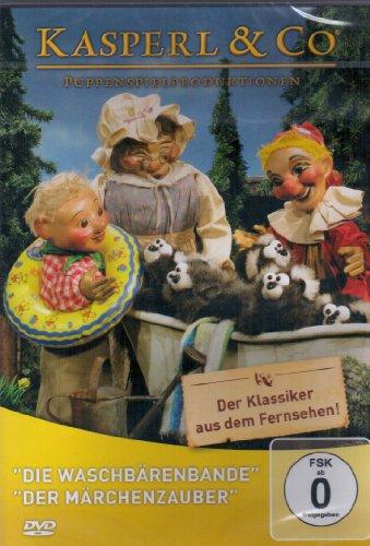 Folgen 1 & 2: Die Waschbärenbande / Der Märchenzauber