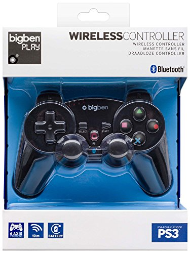 PS3 - Controller Bluetooth (Bluetooth-game-controller Ps3)