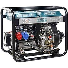 K & S | könner & söhnen | Generador Diesel | 230 V | 400 V