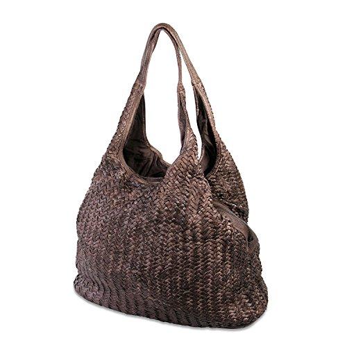 IO.IO.MIO Borsetta per le Icone® , shoppers femme marron