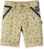 Seals Boys' Shorts (AM8133_1_KHAKI_8)