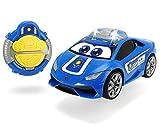 Dickie Toys 203816030 - RC Happy Lamborghini Huracan Police, ferngesteuertes Polizeiauto, für Kleinkinder ab 2 Jahren, 27cm