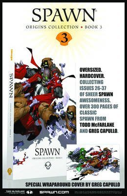 [(Spawn Origins: Book 3)] [ By (artist) Greg Capullo, By (author) Todd McFarlane ] [March, 2011]