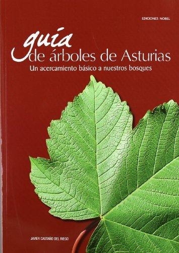 Guía de árboles de Asturias por Javier Castaño del Riego