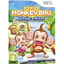 Super Monkey Ball Step & Roll (Wii)