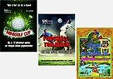 Sparset 3er Pack: Minigolf Cup, Fußball-Torjäger und PinkiPunki (SK Games)