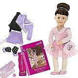 Our Generation 44281 - Sydney Lee OG Puppe Ballerina, 46 cm