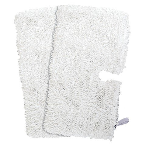 Deals365(TM) - 2 x Shark MiniCoral All Purpose Steam Cleaner Mop Pocket Pads Covers for S2901 S3501 S3502 S3601 S3701 S3901 SM200 S3455 S4501 by Deals365(TM)