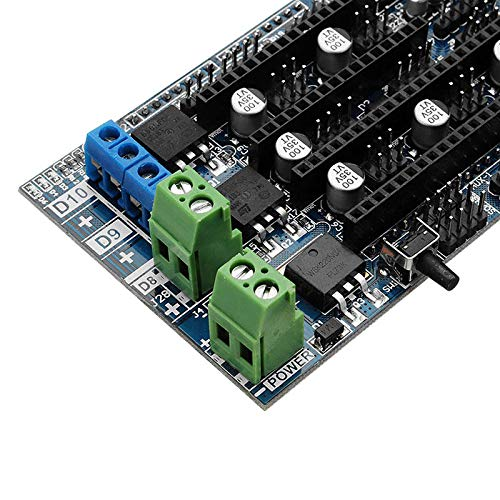 PerGrate 3D Drucker Zubehör Rampen 1.6 4 Layer Mainboard Expansion Control Board