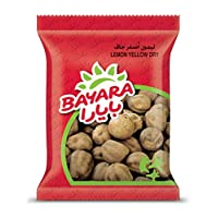 Bayara Lemon Yellow Dry 100g