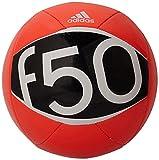 adidas Herren Fußball F50 X-ITE II, Solar Red/Core Black/White, 4, S88277