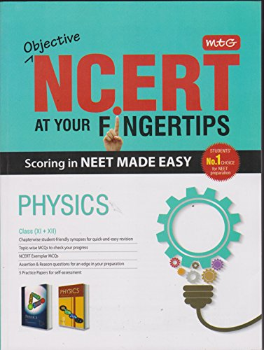 Download Objective NCERT at Your Fingertips: Physics PDF - PioMoisey