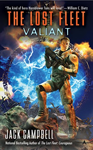 Cover of Valiant (The Lost Fleet 4)