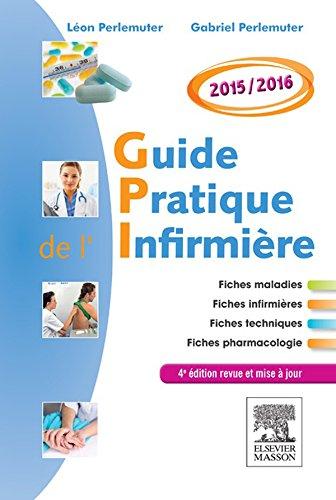 Guide pratique de l'infirmire 2015-2016