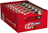 Kit Kat Chunky chocoladereep melkchocolade- doos met 24 candybars (24x40 gram)